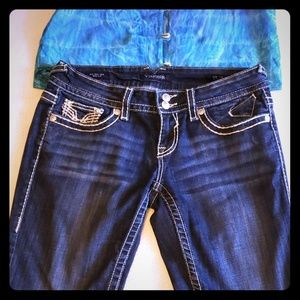 Vigoss Jeans, size 7/8, length 31